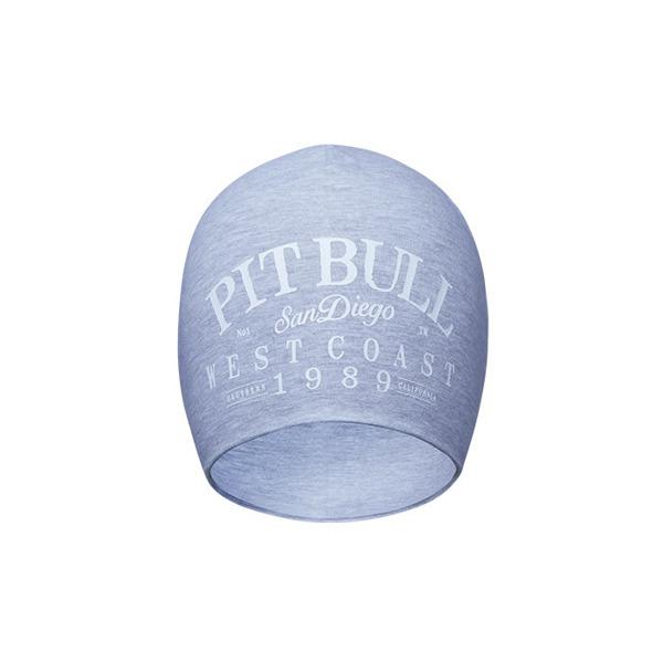 Czapka Pit Bull Beanie OLDSCHOOL Szara