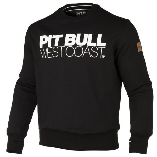 Pit Bull Bluza bez kaptura TNT Czarna