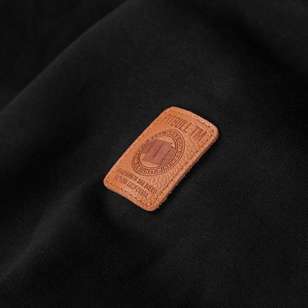 Pit Bull Bluza rozpinana z kapturem SAN DIEGO 17 Czarna