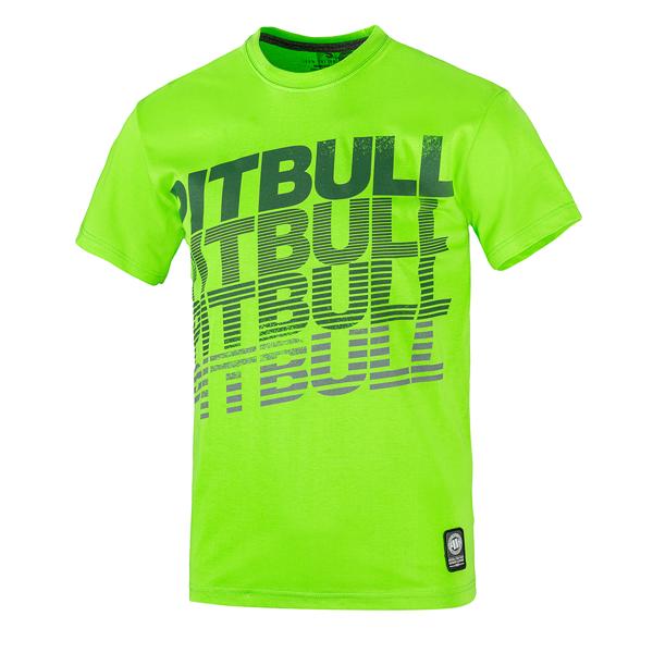Pit Bull Koszulka Hillsdale Jasno-Zielona