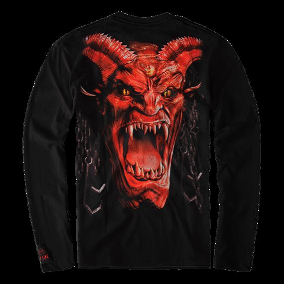 Pit Bull Koszulka Longsleeve Terror Devil