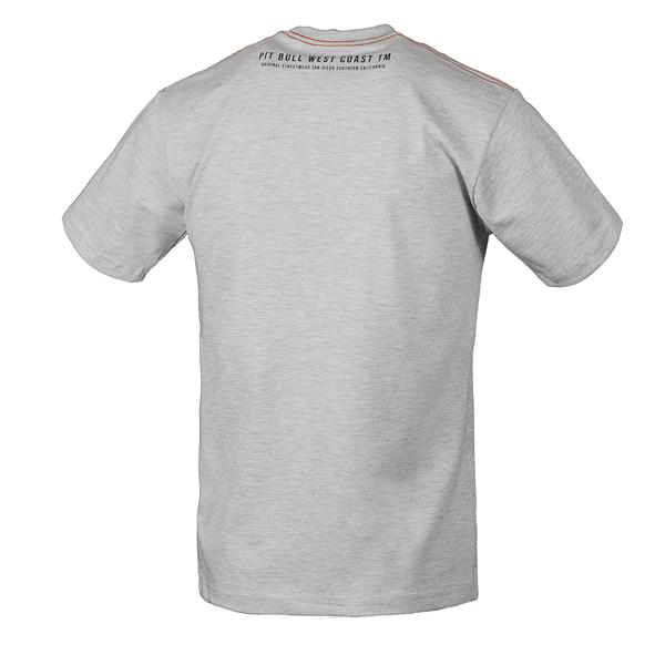 Pit Bull Koszulka URBAN CAMO Szara