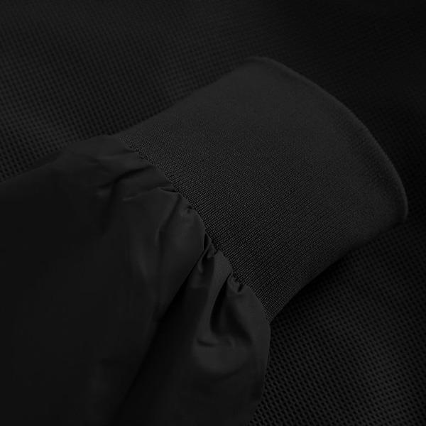 Pit Bull Kurtka przeciwdeszczowa ATHLETIC VII Czarna