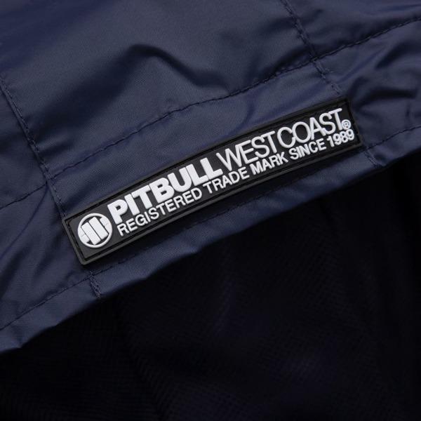 Pit Bull Kurtka przeciwdeszczowa ATHLETIC X Granatowy