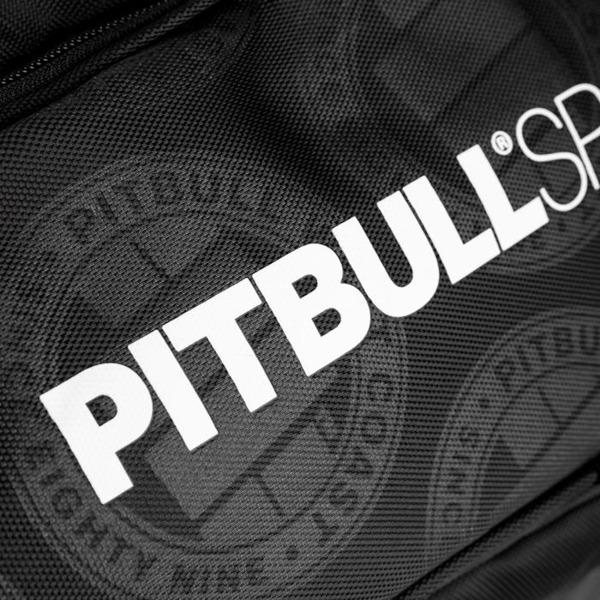 Plecak sportowy Pit Bull duży ESCALA Czarny