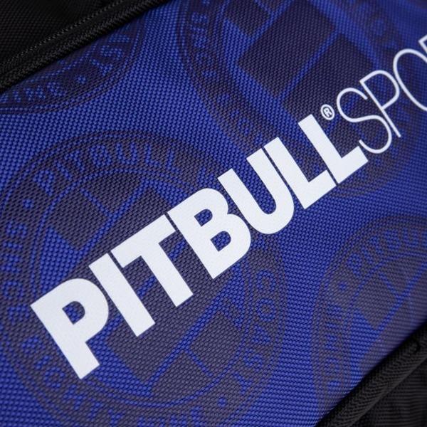 Plecak sportowy Pit Bull duży ESCALA Niebieski
