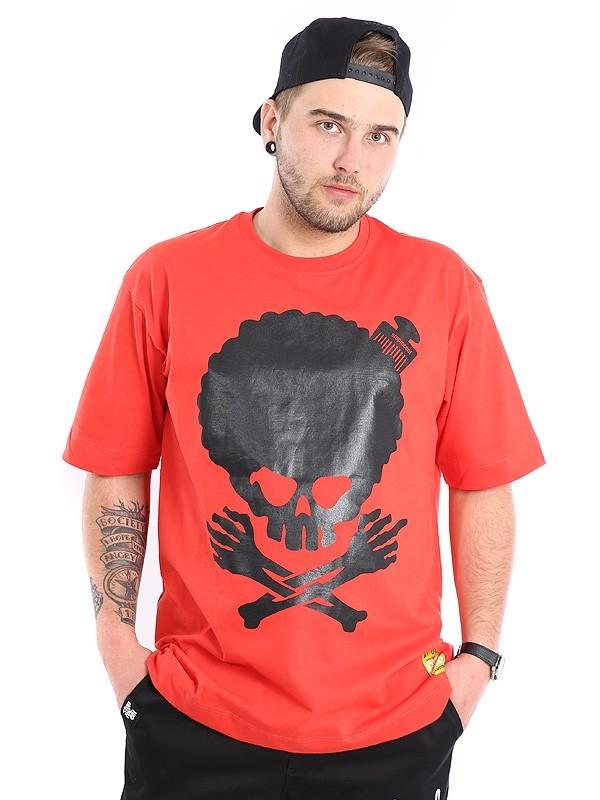 Stoprocent Koszulka Afro Red