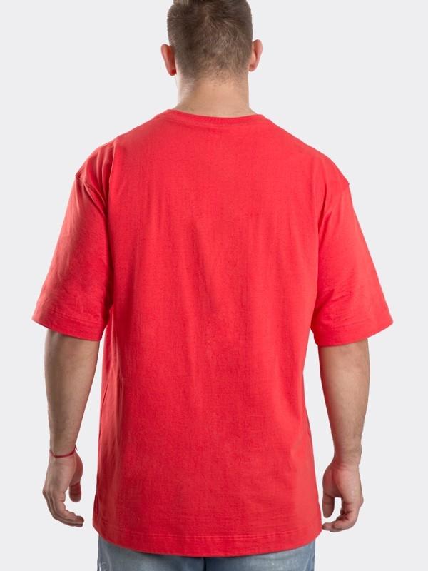 Stoprocent Koszulka Tag16 Czerwona