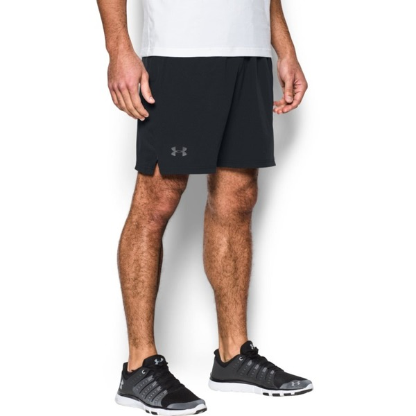 Under Armour Spodenki UA CAGE SHORT Czarne