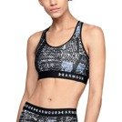 Under Armour Stanik AMID KEYHOLE PRINT Czarny